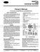 Carrier 33CS2PPRH-03 Owner's Manual