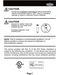 Debonair 33CS420-01 Installation Instructions Page #3