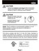 Debonair 33CS450-01 Installation Instructions Page #3