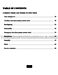 Performance Edge TP-NRH01-B Owner's Manual Page #8