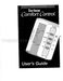 Dometic Comfort Control Center User's Guide