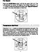 Single Zone LCD Operating Instructions Page #8