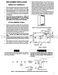 Comfort Set 1F90-60 Installation Instructions Page #4