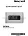 RCT8100 Quick Installation Guide Page #2