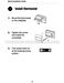 RCT8100 Quick Installation Guide Page #13