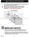 RTH5100B Installation Instructions Page #7