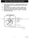 RTH5100B Installation Instructions Page #8