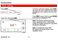 RTH7600 Operating Manual Page #9