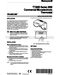 Series 2000 T7300D Installation Instructions Page #2