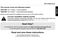 PRO 2000 Series TH2110D Operating Manual Page #4
