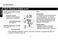 PRO 2000 Series TH2110D Operating Manual Page #9