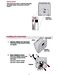 VisionPro 8000 Series TH8321WF Installation Guide Page #3