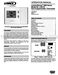 ComfortSense L3021H Operation Manual Page #2