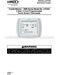ComfortSense L5732U Installation Instructions Page #2