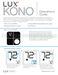LUX KONO Operations Guide
