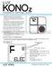 LUX KONOz Installation Settings Guide