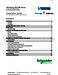 Schneider Electric SE7200 Installation Guide