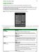 SE8000 Series SE8350 User Interface Guide Page #20