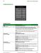 SE8000 Series SE8350 User Interface Guide Page #39
