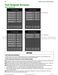 SE8000 Series SE8350 User Interface Guide Page #61