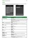 SE8000 Series SE8350 User Interface Guide Page #64