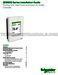 Schneider Electric SE8600 Installation Guide