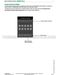 SE8000 Series SE8600 User Interface Guide Page #16