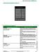 SE8000 Series SE8600 User Interface Guide Page #23
