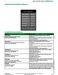 SE8000 Series SE8600 User Interface Guide Page #27