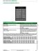 SE8000 Series SE8600 User Interface Guide Page #28