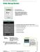 SE8000 Series SE8600 User Interface Guide Page #4