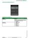 SE8000 Series SE8600 User Interface Guide Page #33