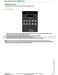 SE8000 Series SE8600 User Interface Guide Page #34