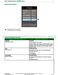 SE8000 Series SE8600 User Interface Guide Page #44