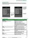 SE8000 Series SE8600 User Interface Guide Page #9