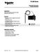 Schneider Electric TC-271 General Instructions