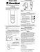 FloorStat 500550 Owner's Guide Page #2