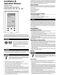 SunStat Pro II Installation & Operation Manual Page #2
