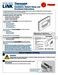 Trane TZEMT400BB32MAA Installation Manual