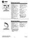 ComfortLink II XL950 Owner's Manual Page #6
