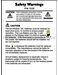 Value Series T1035 Installation Instructions Page #4