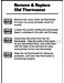 Value Series T1035 Installation Instructions Page #6