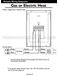 Wireless Series T1100REC Installation Instructions Page #11