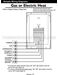Wireless Series T1100REC Installation Instructions Page #14