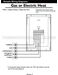 Wireless Series T1100REC Installation Instructions Page #9