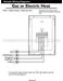Wireless Series T1100REC Installation Instructions Page #10