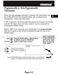 Slimline Platinum T1700 Owner's Manual Page #19
