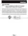 Slimline Platinum T1700 Owner's Manual Page #3