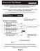 Slimline Platinum T1700 Owner's Manual Page #4