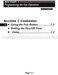 Slimline Platinum T1700 Owner's Manual Page #32